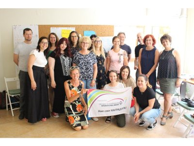 Erasmus+ Bulharsko, 6/2019, Non-formal Learning in the Formal Education