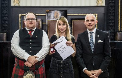 The Bronze Award Ceremony in Prague (10 am), 17/12/2019